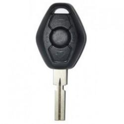 Coque de clé plip BMW  3 boutons Série3, 5 et 7