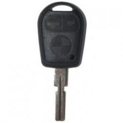 Coque de clé plip BMW  3 boutons E36, E38, E39, E46, Z3, Z4, X5 ou X3