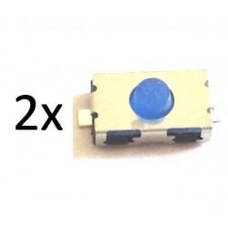 Bouton switch pour peugeot citroen 206 207 picasso