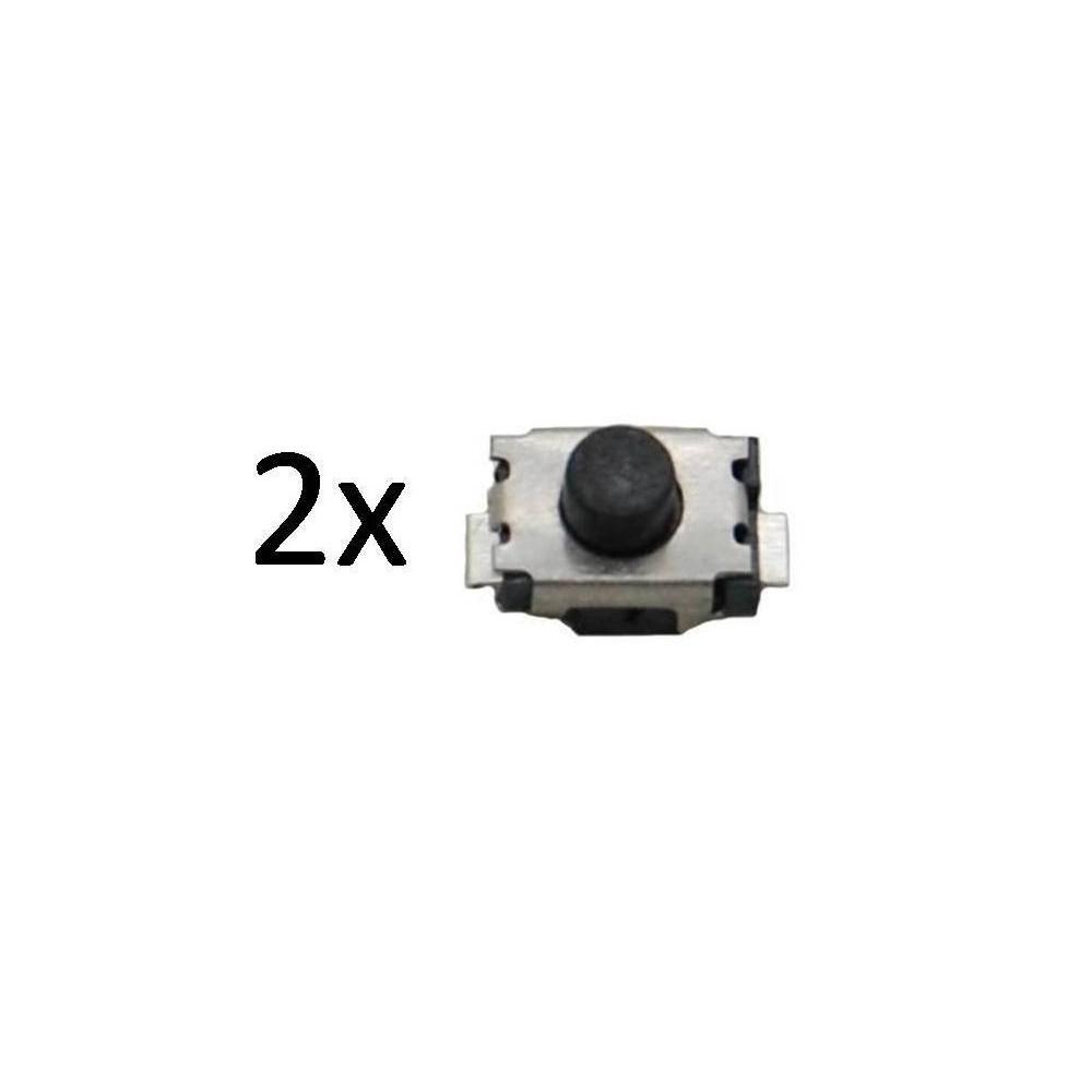 Bouton switch à souder 4mm peugeot