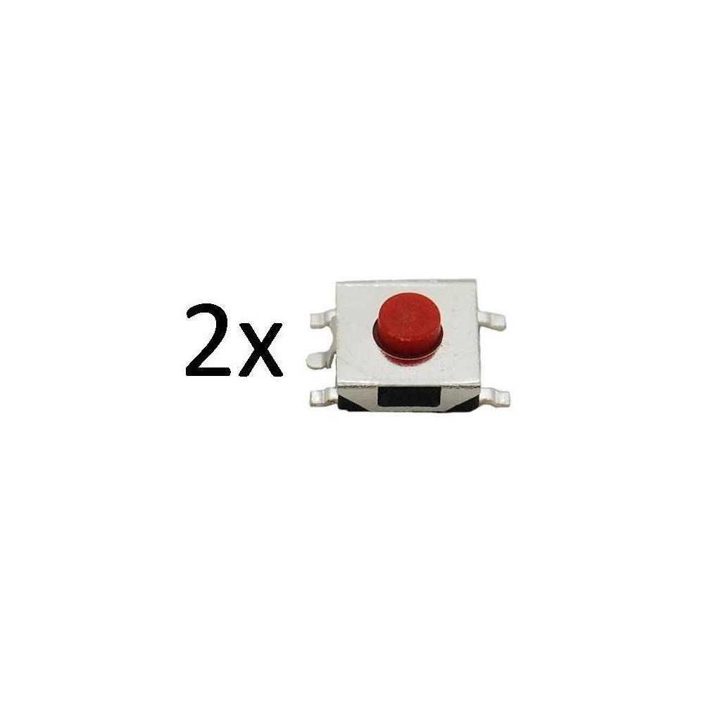 Bouton switch à souder 8mm