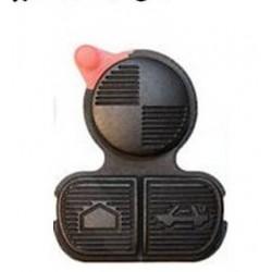 Boutons Remplacement PAD Coque cle telecommande Plip BMW E36 E46 E38 E39 Z3 voyant rouge